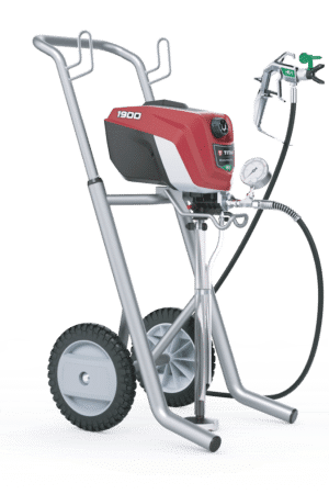 TITAN 2371081 CONTROL MAX 1900 cart Agregat malarski na wózku-0