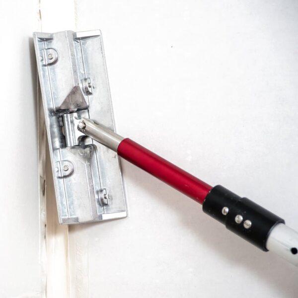 Level5 4-601 Tools Full SET with extension handlesz zestaw z przedłużeniem do obróbki wykończeniowej płyt kartonowo gipsowych (Level 5)-37977