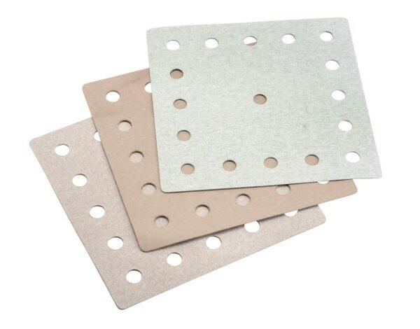 L'outil Parfait Liss 5396220 Papier szlifierski do szlifierki granulacja 220 (10szt w opak)-38409