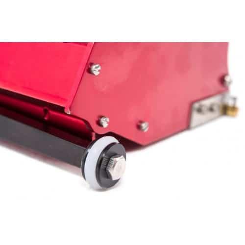 Level5 4-615 Tools MEGA Flat Box Combo Set with extension handle zestaw z przedłużaczem do obróbki wykończeniowej płyt kartonowo gipsowych (Level 5)-38098