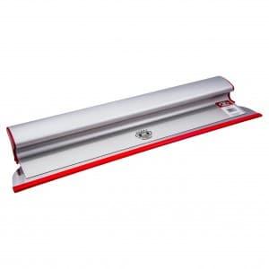 OLEJNIK Zestaw aluminiowych szpachelek, pac do gładzi grubość blachy 0,3 mm (25,40,60,80,100 teleskop)-41099