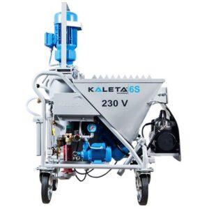 NOWOŚĆ! Kaleta A6S/230 Agregat tynkarski modułowy 230V-0