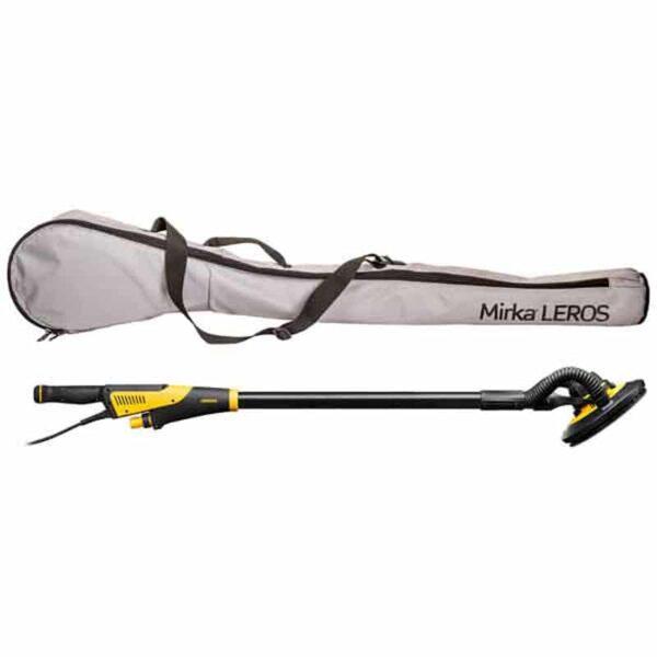 """Wynajem Zestaw narzędzi Mirka LEROS 950CV + DE1230L """"żyrafa"""" do gładzi gipsowej-41330"""