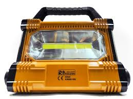 NOWOŚĆ! MEGA PROMOCJA C5943 Richmann Lampa halogenowa - halogen 30W 2800lm COB LED AKU-0