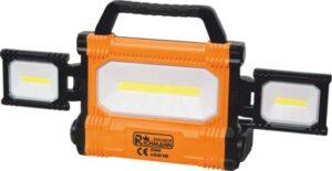 NOWOŚĆ! MEGA PROMOCJA C5944 Richmann Uniwersalna lampa halogenowa 30 W 4500 lm COB-LED 230V-0