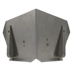 WT-CF2.5-60 WALL-TOP Szpachelka kątowa 6 cm wykonana z aluminium-0