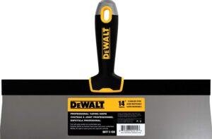 "DXTT 2-138 DeWALT Szpachelka Fasadowa uchwyt Soft Grip 14"" (35,56cm) -0"