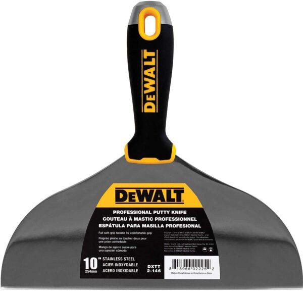 """DXTT 2-146 DeWALT Szpachelka Soft Grip 10"""" (25,4 cm)-0"""