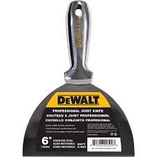 """DXTT 2-406 DeWALT Szpachelka jednoczęściowa 6"""" (15,24 cm)-0"""