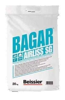 BEISSIER Bagar Airliss SG gotowa masa wyrównawczo szpachlowa 20kg worek-0
