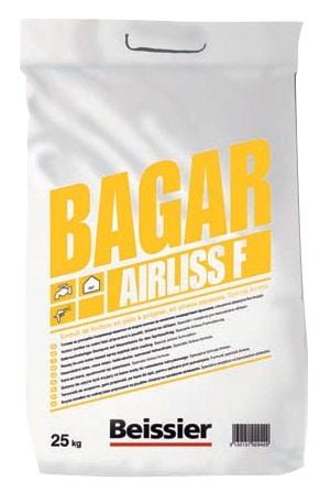 BEISSIER Bagar Airliss F gotowa masa finiszowa 25kg worek 1 Paleta 40szt (1000kg)-42628