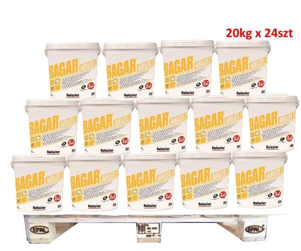 BEISSIER Bagar Airliss F gotowa masa finiszowa 25kg wiadro 1 Paleta 24szt (600kg)-0
