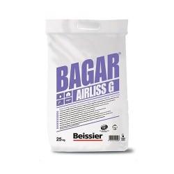 BEISSIER Bagar Airliss G gotowa masa szpachlowa 25kg worek 1 Paleta 40szt (1000kg)-42658
