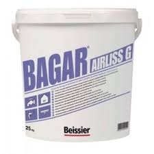 BEISSIER Bagar Airliss G gotowa masa szpachlowa 25kg wiadro 1 Paleta 24szt (600kg)-42668
