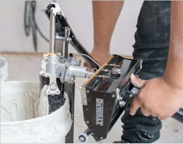 """DeWALT 2-768 MEGA FLAT BOX Skrzynka wyrównujaca profesjonalne 10"""" - 25,40 cm (2768)-44083"""