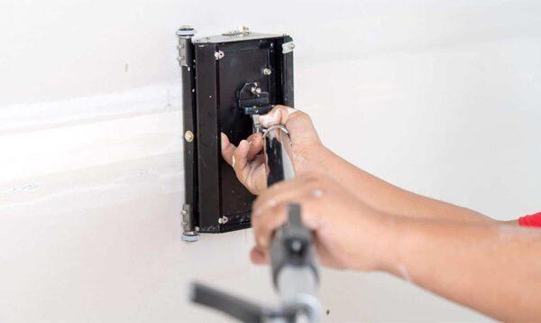 """DeWALT 2-767 MEGA FLAT BOX Skrzynka wyrównujaca profesjonalne 7"""" - 17,78 cm (2767)-44047"""