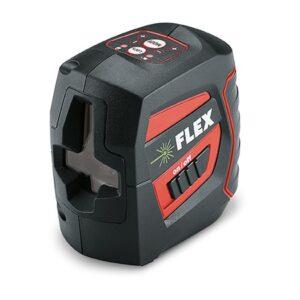 Flex 455.997 ALC 2/1-G Samopoziomujący laser liniowo-krzyżowy-0