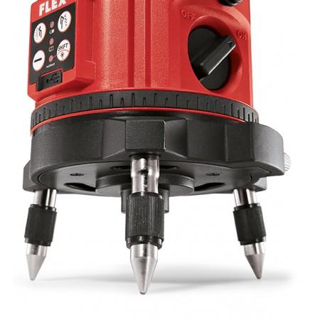 FLEX 458.600 ALC 8 Samopoziomujący laser liniowo-krzyżowy-45229