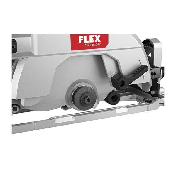 Flex 454.028 CS 62 18,0-EC / 5,0 SET Akumulatorowa bezszczotkowa tarczowa pilarka ręczna CS 62 SET-45193