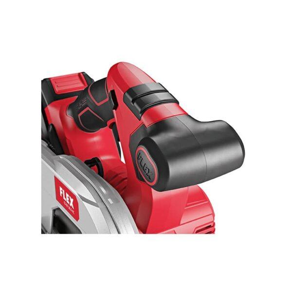 Flex 454.028 CS 62 18,0-EC / 5,0 SET Akumulatorowa bezszczotkowa tarczowa pilarka ręczna CS 62 SET-45174