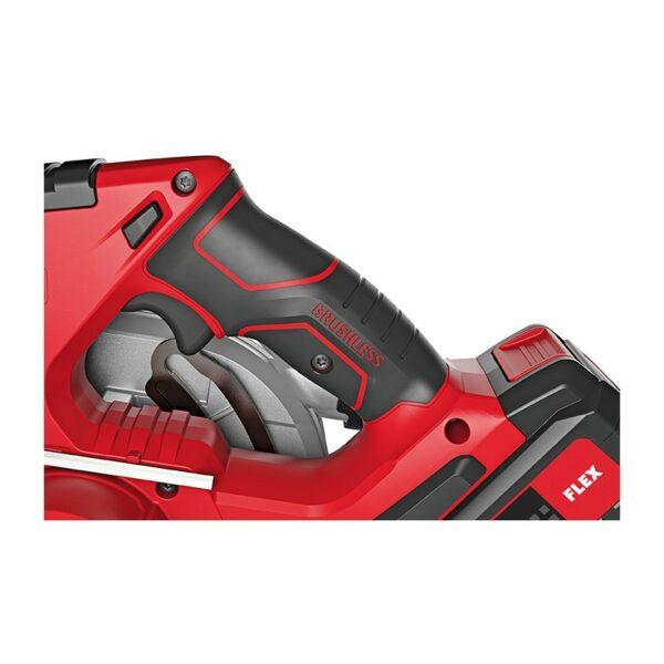Flex 454.028 CS 62 18,0-EC / 5,0 SET Akumulatorowa bezszczotkowa tarczowa pilarka ręczna CS 62 SET-45166