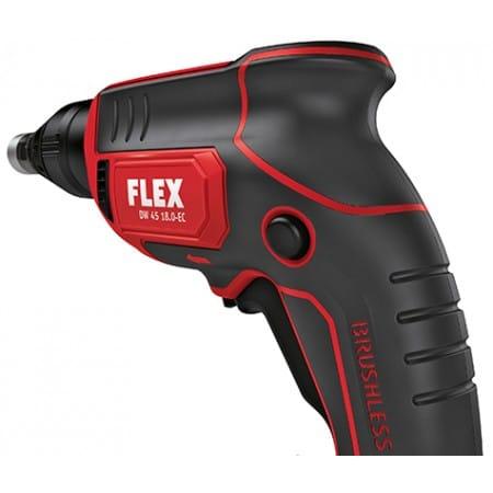 Flex 491.276 DW 45 18,0-EC C Wkrętarka do suchej zabudowy 18V bez akuulatorów i ładowarki -44972