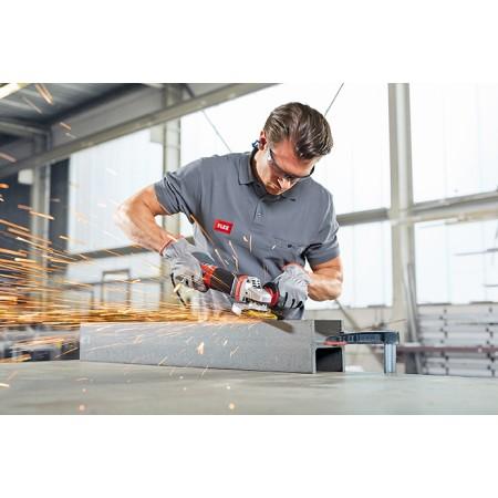 Flex 447.668 LBE 17-11 125 1700 watowa szlifierką kątowa z hamulcem i regulacja obrotów-45077