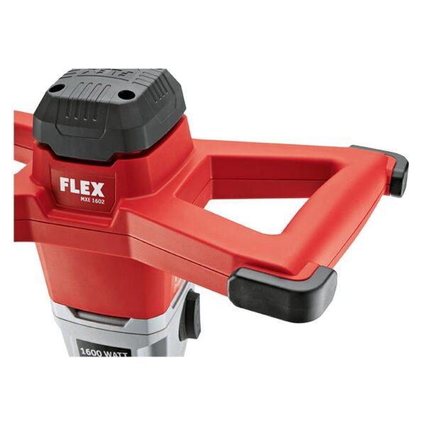 Flex 459.232 MXE 1602 + WR2 160 2-biegowe mieszadło o mocy 1600 Wat z 3-stopniową regulacją prędkości -45257