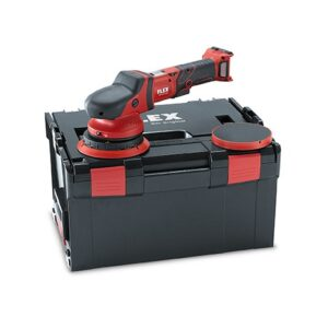 Flex 459.089 XFE 15 150 18,0-EC Akumulatorowa polerka mimośrodowa w walizce L-Boxx® bez akumulatorów i ładowarki-0