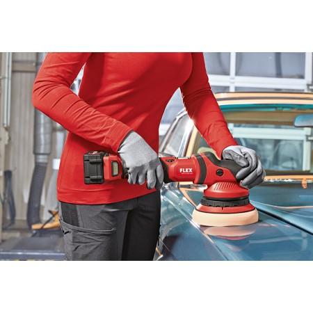Flex 493.864 XFE 15 150 18,0-EC C Akumulatorowa polerka mimośrodowa z wymuszoną rotacją 18,0 V w walizce L-Boxx® bez akumulatorów i ładowarki (493864)-44931