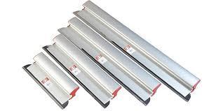 OLEJNIK Aluminiowa szpachelka do gładzi 60 cm, grubość blachy 0,5 mm 1239600G5-45632