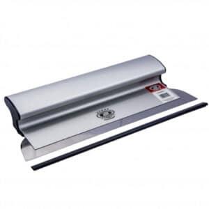 OLEJNIK Aluminiowa szpachelka do gładzi 40 cm, grubość blachy 0,5 mm 1239400G5-0