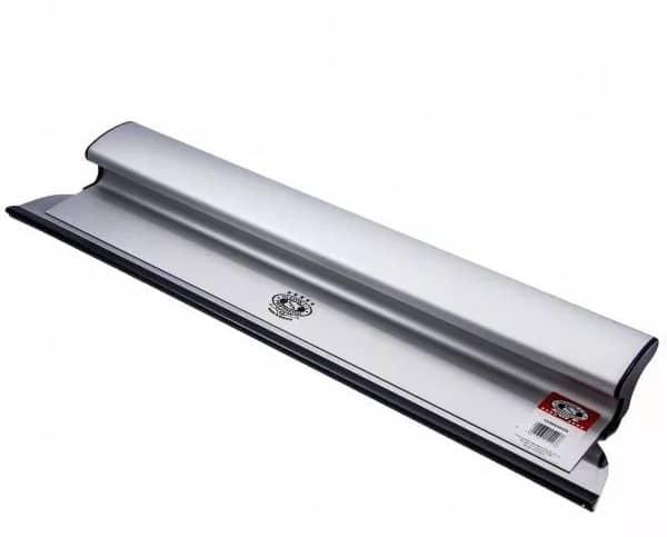 OLEJNIK Aluminiowa szpachelka do gładzi 60 cm, grubość blachy 0,5 mm 1239600G5-0