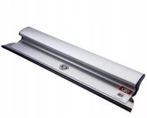 OLEJNIK Aluminiowa szpachelka do gładzi 80 cm, grubość blachy 0,5 mm 1239800G5-0