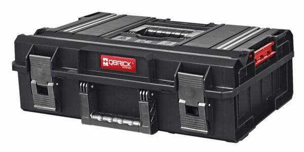 QBRICK SYSTEM ONE 200 TECHNIK skrzynia narzędziowa, modułowa do łączenia z innymi skrzynkami z serii One. SKRQ200TCZAPG001-0