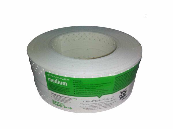 CENTERFLEX - Taśma MEDIUM ( SMH ) 20 mb-0