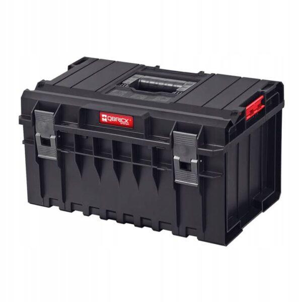 QBRICK SYSTEM ONE BASIC SET Zestaw skrzynek narzędzowych, modułowych 3 elementowy + platforma Z247487PG003-45992