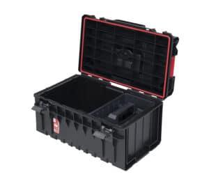 QBRICK SYSTEM ONE 350 BASIC skrzynia narzędziowa, modułowa do łączenia z innymi skrzynkami z serii One. SKRQ350BCZAPG003-0