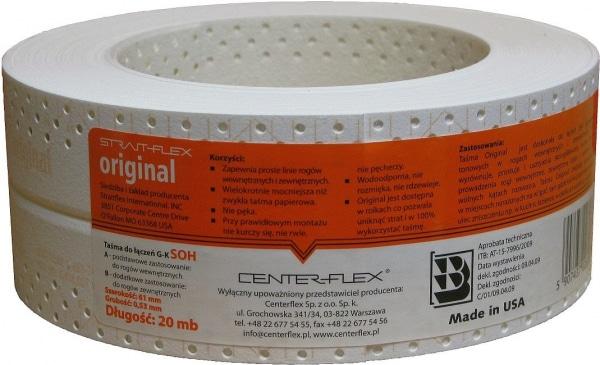 CENTERFLEX - Taśma ORIGINAL ( SOH ) 30 mb-45807
