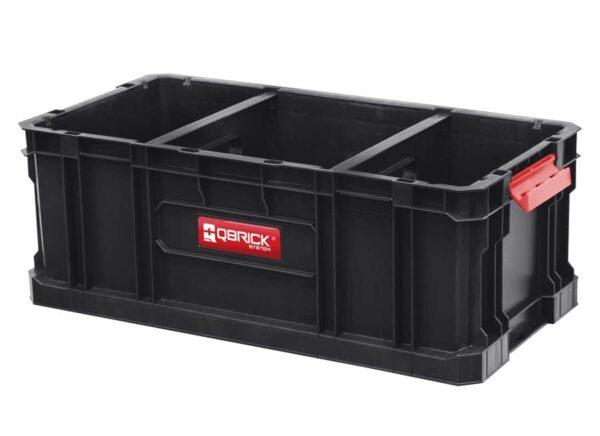 QBRICK SYSTEM TWO BOX 200 FLEX Modularny, wytrzymały Box do przenoszenia narzędzi SKRQBOXTWO2FCZAPG001-46309