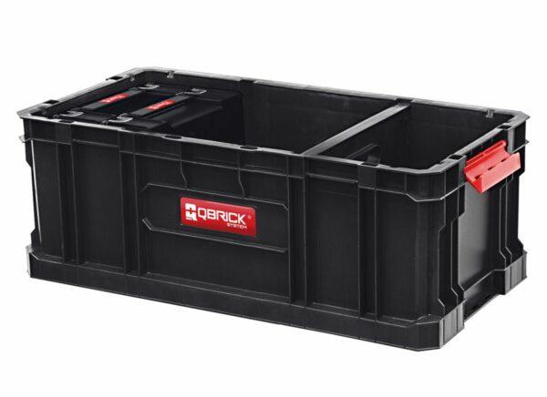 QBRICK SYSTEM TWO BOX 200 FLEX Modularny, wytrzymały Box do przenoszenia narzędzi SKRQBOXTWO2FCZAPG001-46308