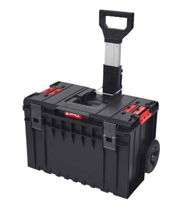 QBRICK ONE CART skrzynka narzędzowa, modułowa, skrzynia SKRWQCARTONECZAPG001-0