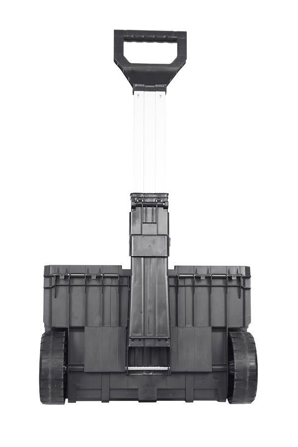 QBRICK SYSTEM TWO SET Plus Zestaw 3 elementowy skrzynie narzędziowe, modularne, wytrzymałe Z251248PG001-46270