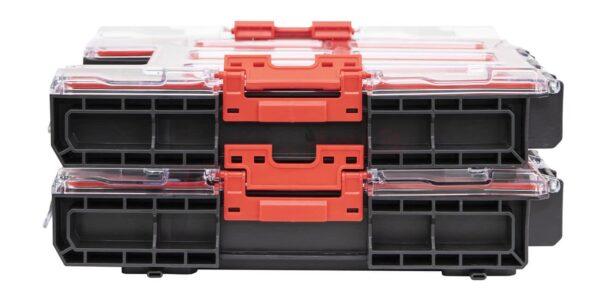 QBRICK SQbrick System One Organizer M do łączenia z innymi skrzynkami z serii One. (ORGQLCZAPG001)-45922