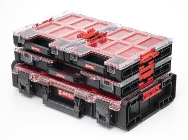 QBRICK SQbrick System One Organizer M do łączenia z innymi skrzynkami z serii One. (ORGQLCZAPG001)-45923