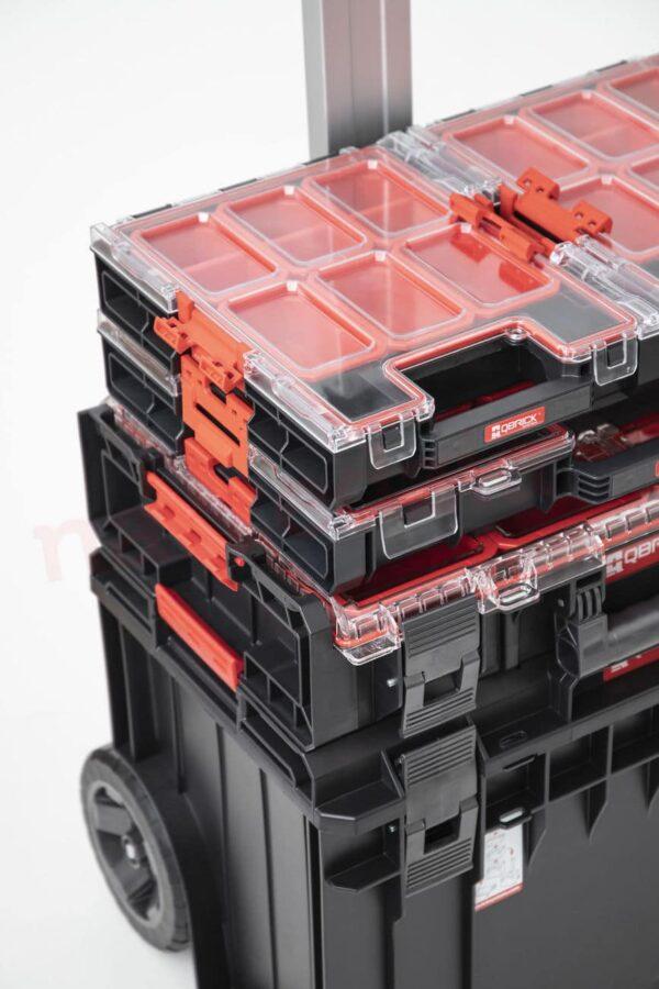 QBRICK SQbrick System One Organizer M do łączenia z innymi skrzynkami z serii One. (ORGQLCZAPG001)-45924