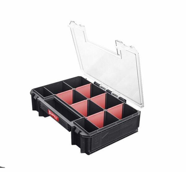 ZESTAW QBRICK SYSTEM TWO BOX 200+ 6 x QBRICK SYSTEM TWO ORGANIZER MULTI Modułowa skrzynia narzędziowa Z251613PG001-46351