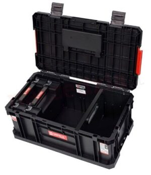 ZESTAW QBRICK SYSTEM TWO TOOLBOX Plus + 2 x QBRICK SYSTEM TWO ORGANIZER MULTI Modułowa skrzynia narzędziowa Z251606PG001-0
