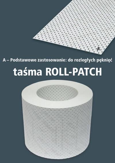 CENTERFLEX - Taśma ROLL-PATCH ( RP ) 30 mb-45828
