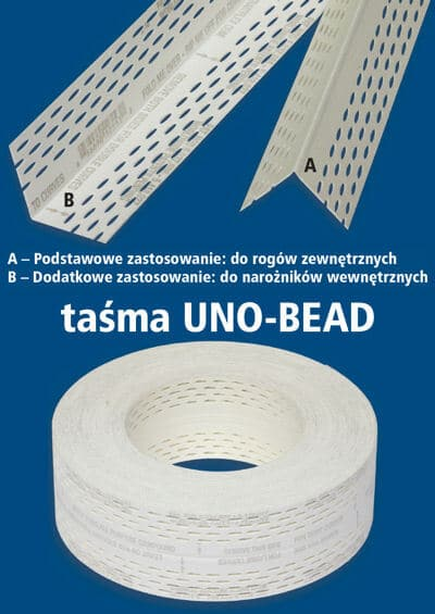 CENTERFLEX - Taśma UNO-BEAD ( UB ) 30 mb-45820